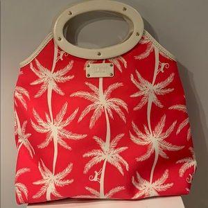 Kate Spade Isle of Palms Beach Satchel tote bag